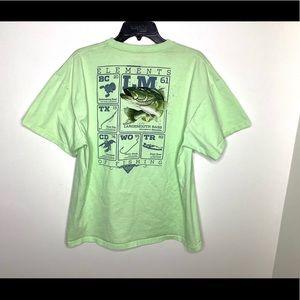 < Columbia PFG Fishing Shirt XL >